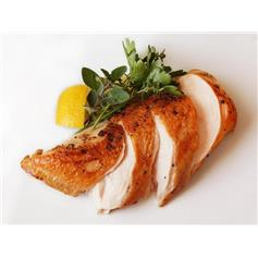 Frozen Organic Chicken Breast Skin On (400g)