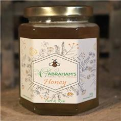 Raw Unpasteurised Multi Floral Honey (340g)