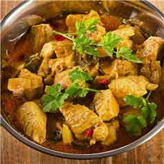 Organic Chicken Curry Pieces Pack (500g)