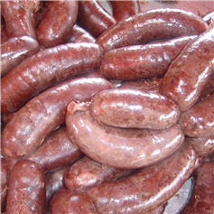 Spicy Turkish Sausage (Sucuk)